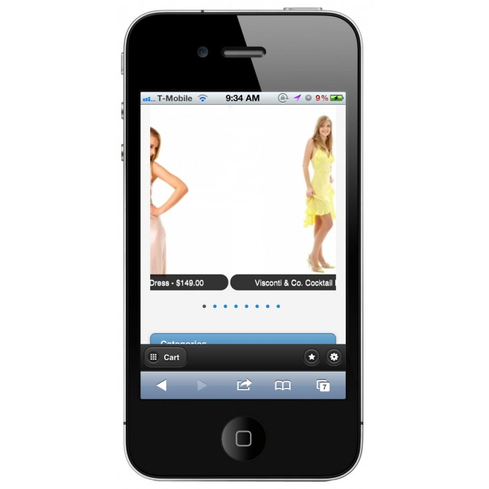 module - Neutro - PrestaShop Mobile Template 1.4 - 1